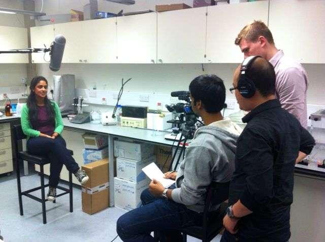 Video Skills Workshops at University of Oxford.