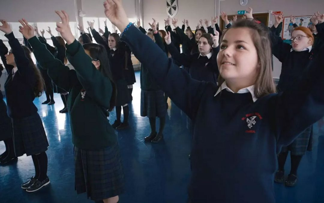 Hands in Motion – St Mary's School for Deaf Girls Choir