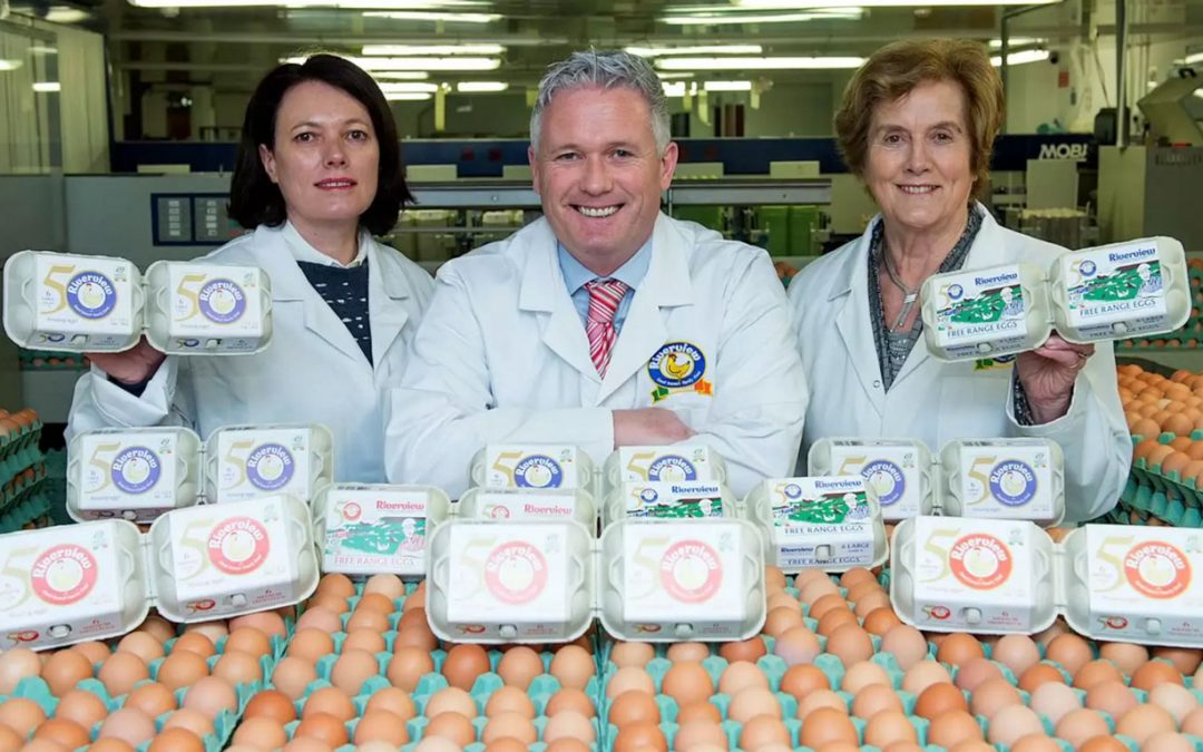 Riverview Eggs 50th Anniversary