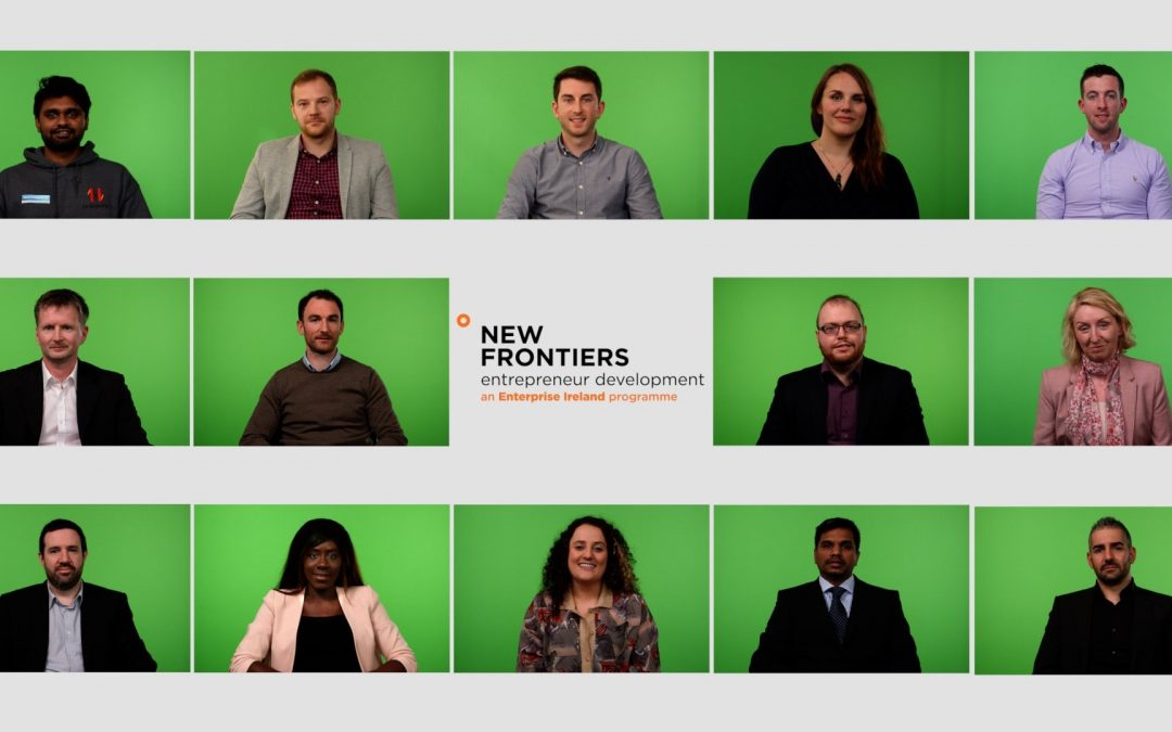 New Frontiers Showcase Video